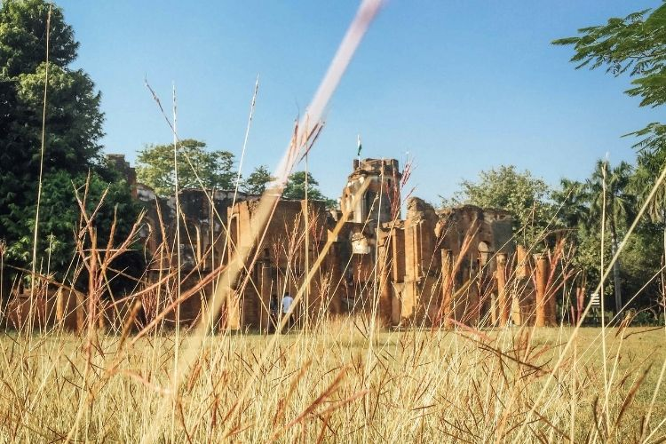 The Residency Lucknow Ruins Are Enough To Take You Back in 1857