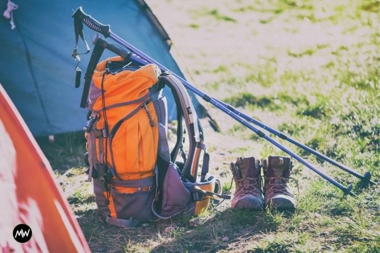 Trekking Pole isn't a necessary piece of gear
