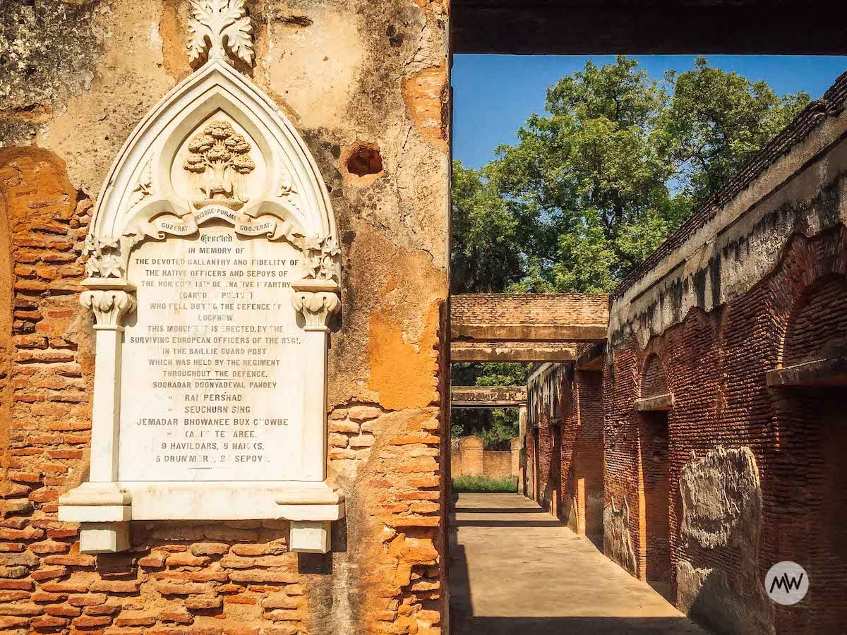 The Residency Lucknow Ruins Are Enough To Take You Back in 1857 1