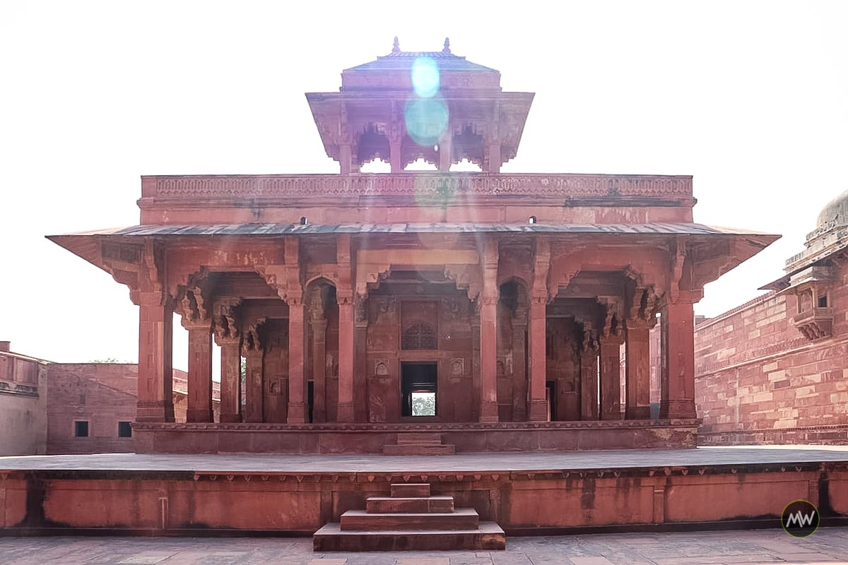 Mary's House at Fatehpur Sikri