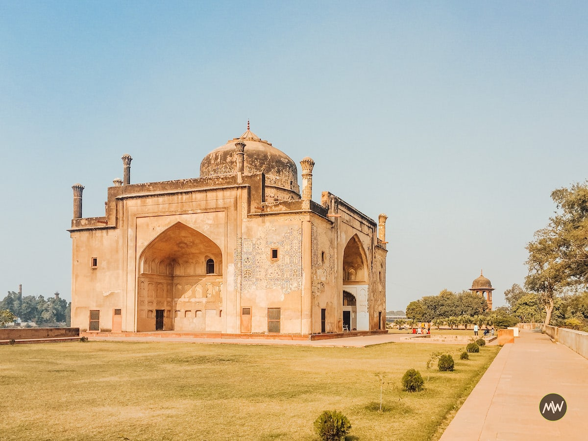 Chini Ka Rauza - Places To Visit in Agra