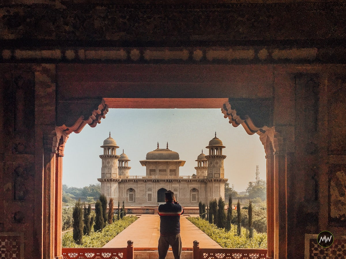 Itmad-ud-Daula - Places To Visit in Agra