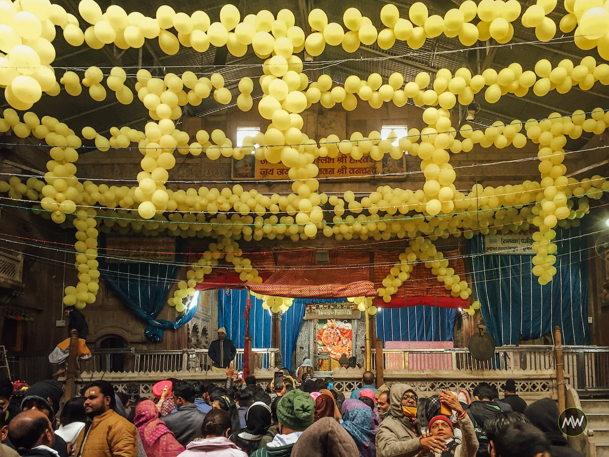 Radha Vallabh Temple