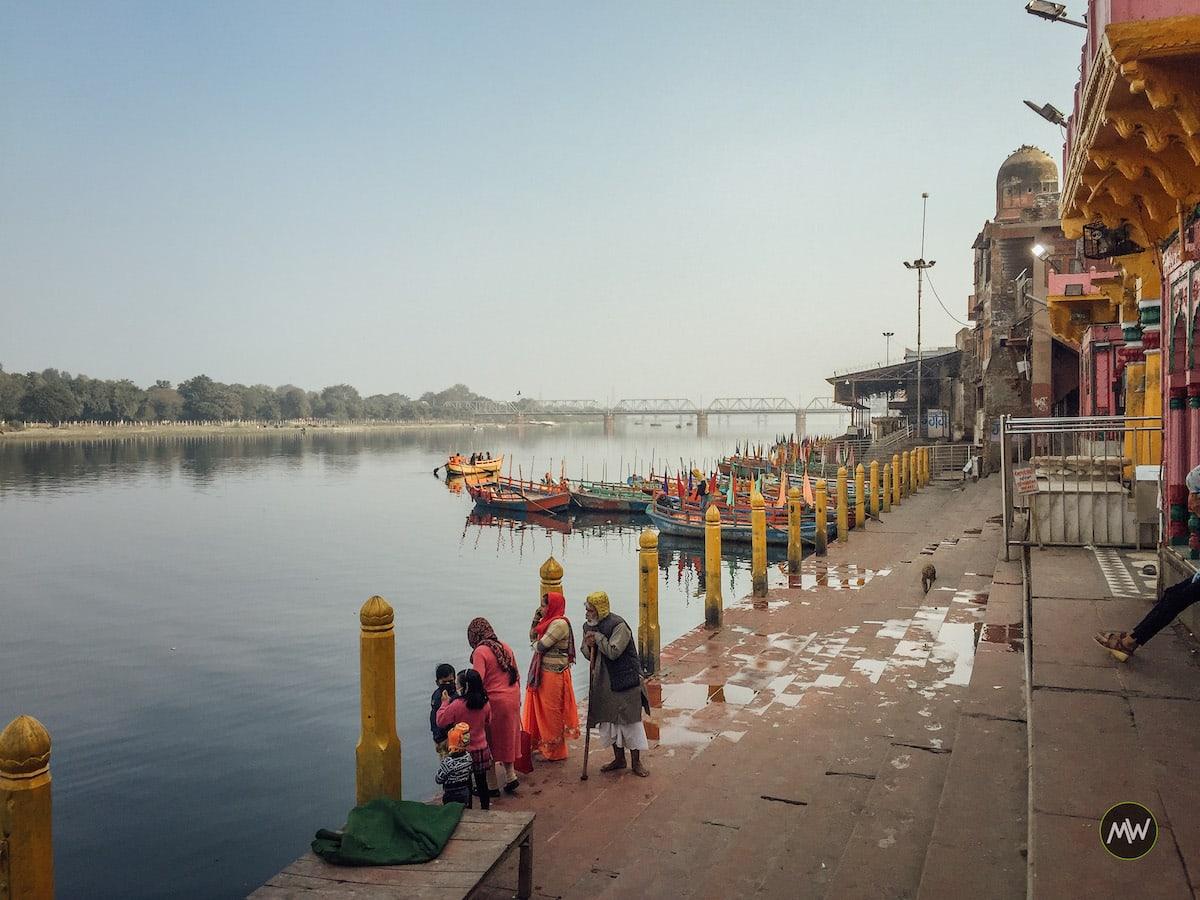 Vishram Ghat - Mathura Vrindavan