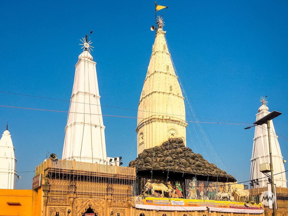 Daan Ghati Temple - Places To Visit in Gokul Govardhan