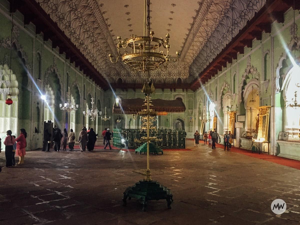 इमामबाड़ा का पारसी हॉल
