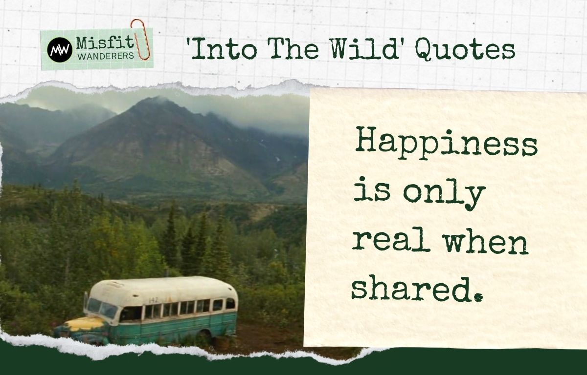 Into The Wild Quotes 11