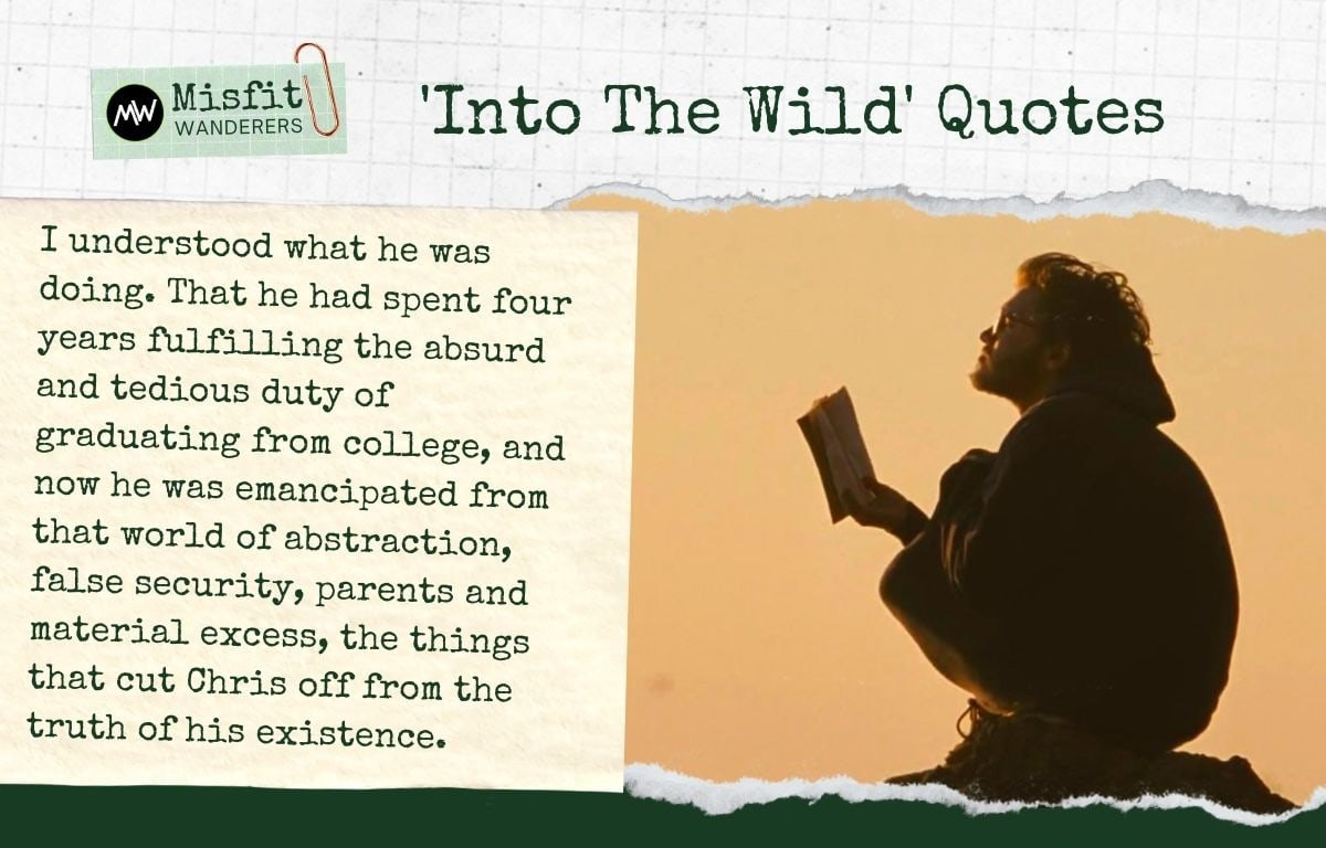 Into The Wild Quotes 2
