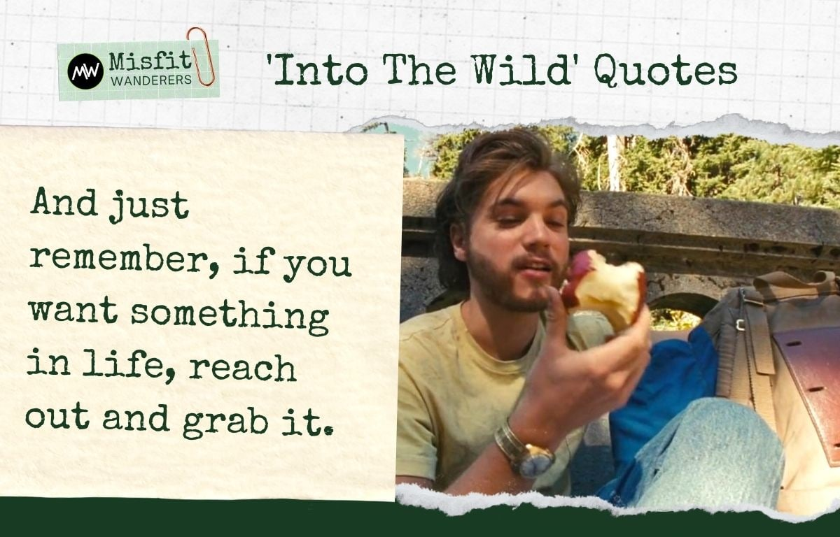 Into The Wild Quotes 6