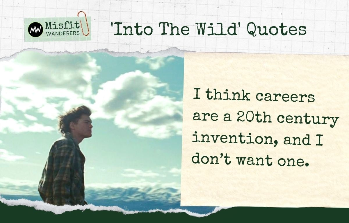 Into The Wild Quotes 7