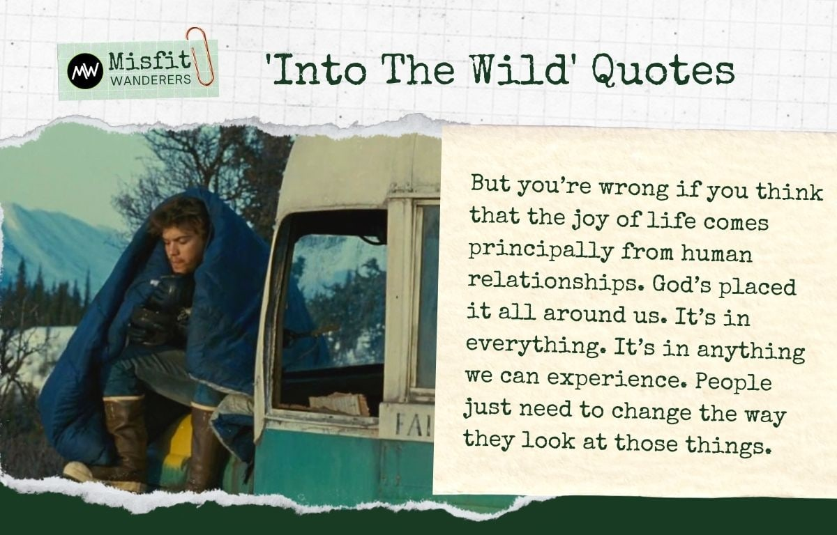 Into The Wild Quotes 9