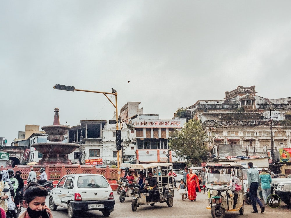 Chow Market - Places To Visit in Lucknow